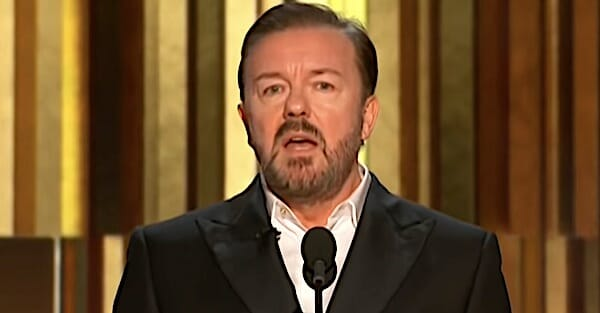 Comedian Ricky Gervais flawlessly responds to liberals who can't stomach his fans - WND