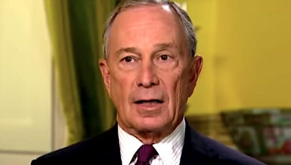 Bloomberg `poisoning` Democrat Party, `turning it upside down`