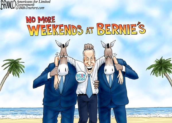 Biden's Weekends at Bernie's - WND
