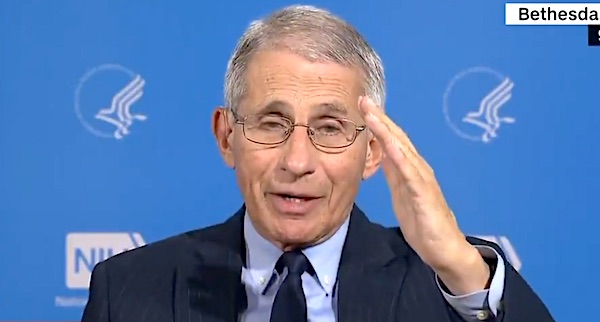 Dr. Fauci touts another treatment for coronavirus