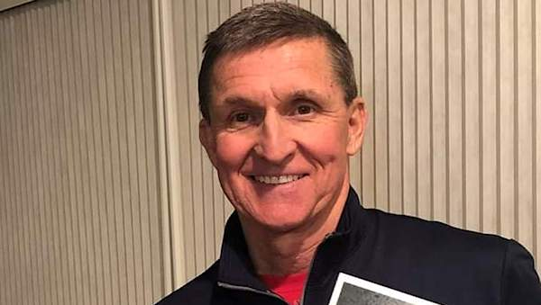 Gen. Michael Flynn: If we don't act, 2% of the people are about to control the other 98% - WND