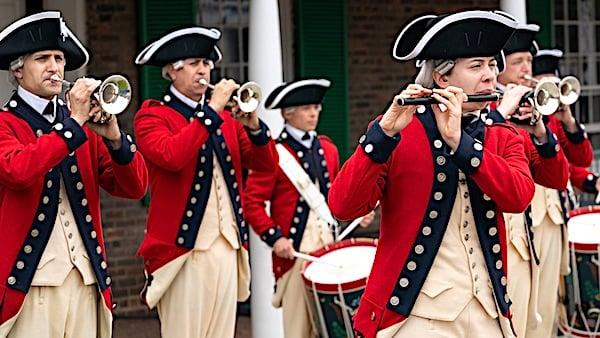 uniforms 1776