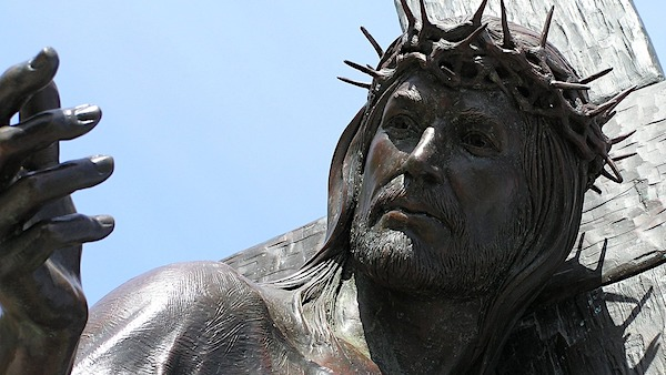 'Tear them down': BLM says Jesus statues are 'white supremacy'