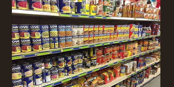 Trump says 'Buy Goya foods' after new calls for boycott