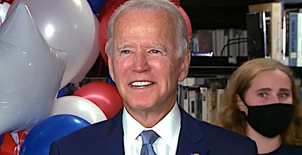 Biden returns donation from agent for blacklisted Chinese company