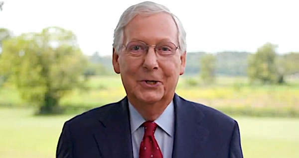 'Do you guys think I'm bluffing?' McConnell doubles down on debt ceiling