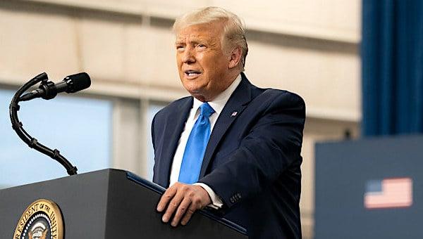 Tech censorship of President Trump raising 'national security' worries