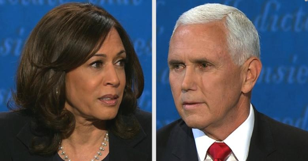 Harris repeats 'Charlottesville lie' and many others