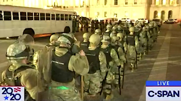 capitol-riots-national-guard-police-bus-