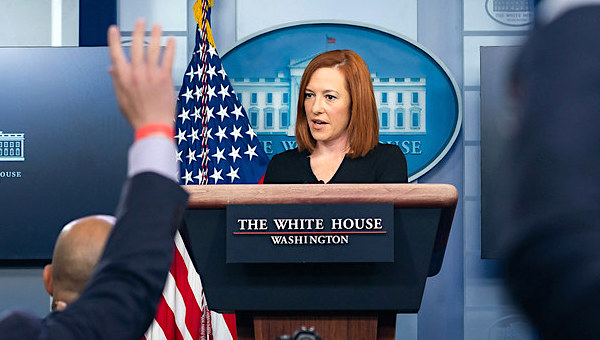 Jen Psaki: Biden has not ruled out using executive orders to crack down on gun rights