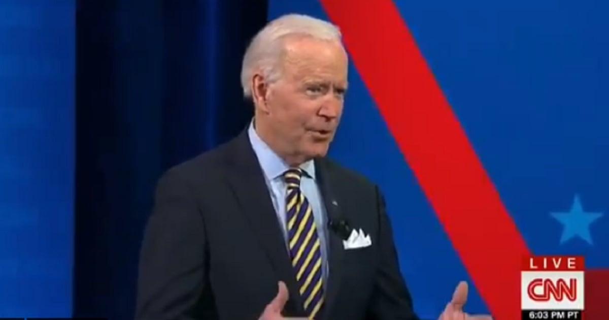 Fact-checkers are crushing on Joe Biden