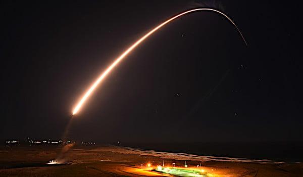 Biden wants North Korea to talk nuclear disarmament, North Korea responds with ballistic missile
