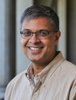 Dr. Jay Bhattacharya (Courtesy Stanford Medical School)
