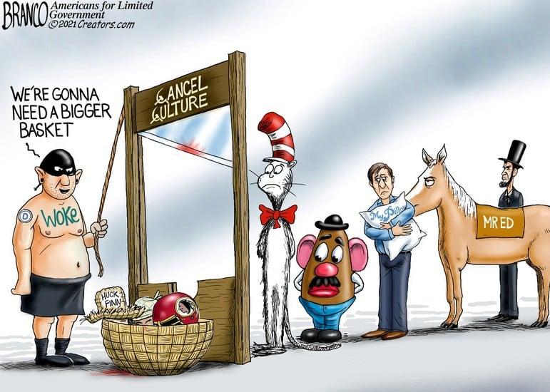 Cancel culture's guillotine