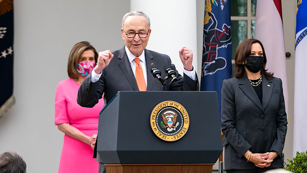 Future Senate cooperation takes direct hit from Schumer's 'corrosive' rant