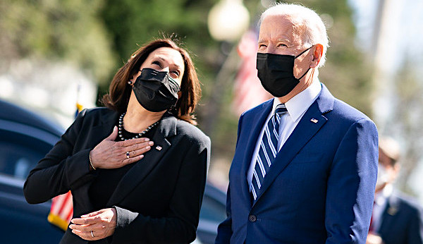 Biden and Harris throwing 'good billions' after bad