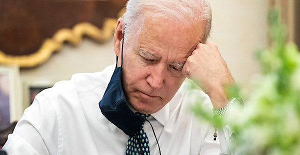 Report on poll: Majority thinks Biden 'is kind of an idiot'