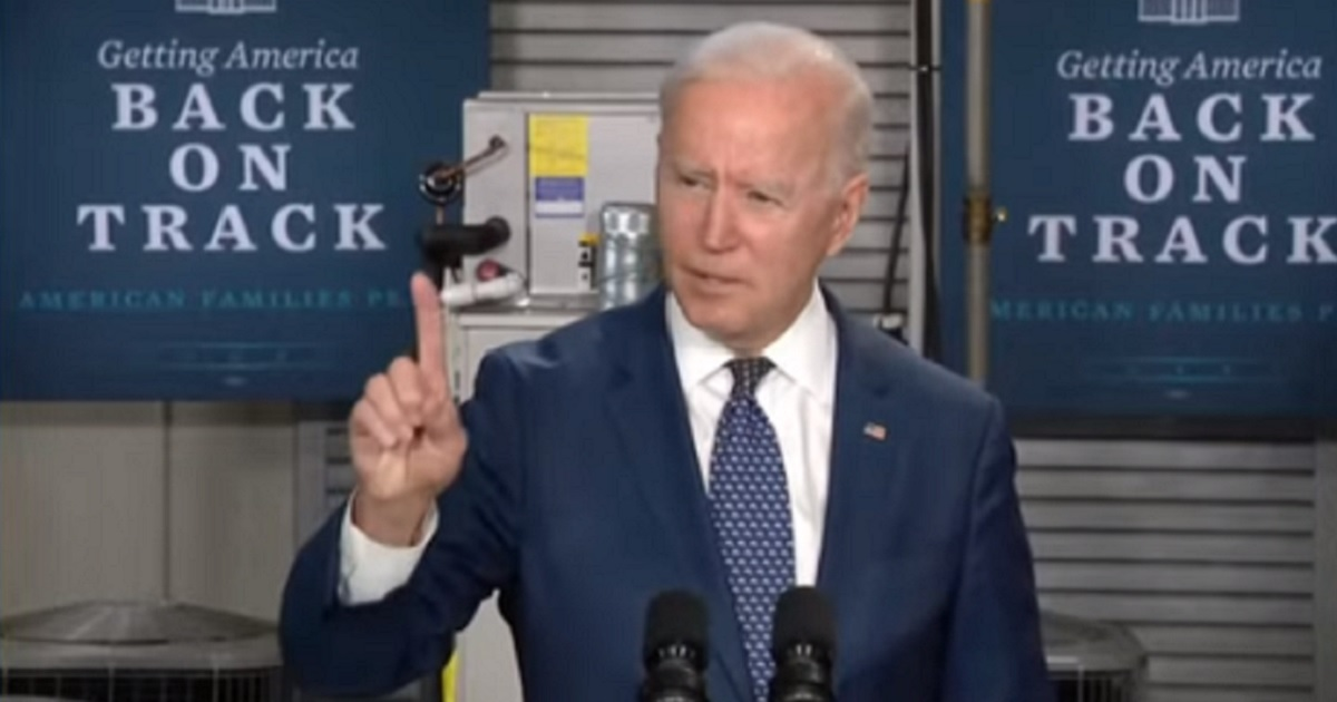 Another Biden gaffe: Americans making under $400,000 will 'not pay a single penny in taxes'