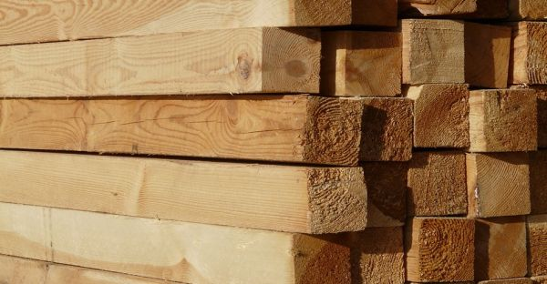Lumber bubble bursts, suggesting relief coming for homebuilders