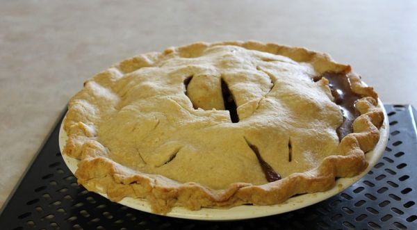 Apple pie is racist