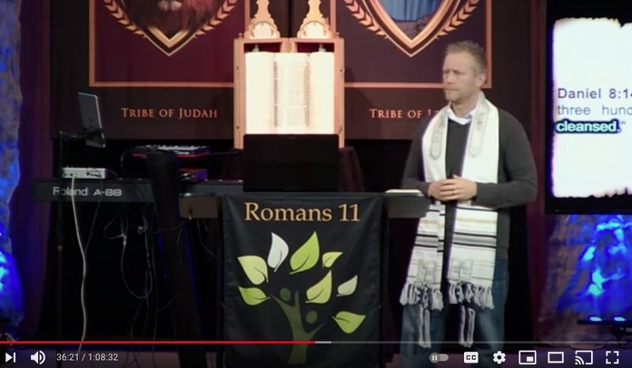What the returning Yeshua said about the Abomination of Desolation