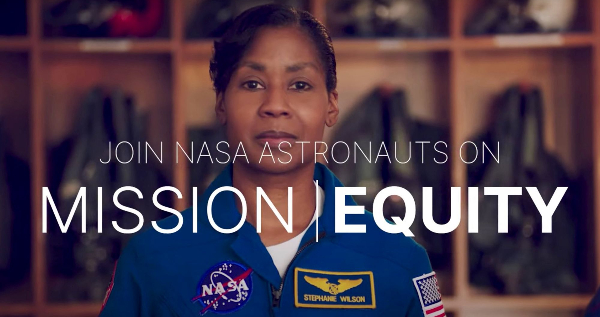 Critical space theory: NASA launches new 'equity' mission