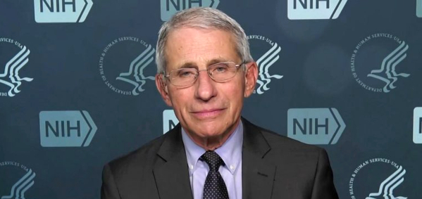 Feds shut down database showing Fauci funded Wuhan lab