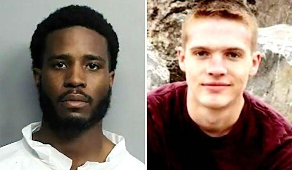 WATCH: Black man 'shoots white tourist at dinner, dances on body'