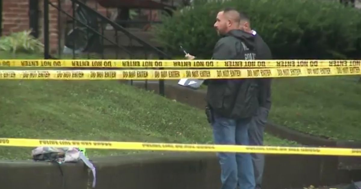 Police put out alert after student is shot dead at bus stop