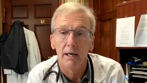 Doctor probed for 5th time for expressing his views of pandemic